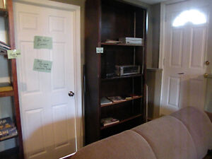 3 x 7 solid wood bookcases St. John's Newfoundland image 1