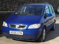 Vauxhall/Opel Zafira 1.6i 16v 2005MY Breeze