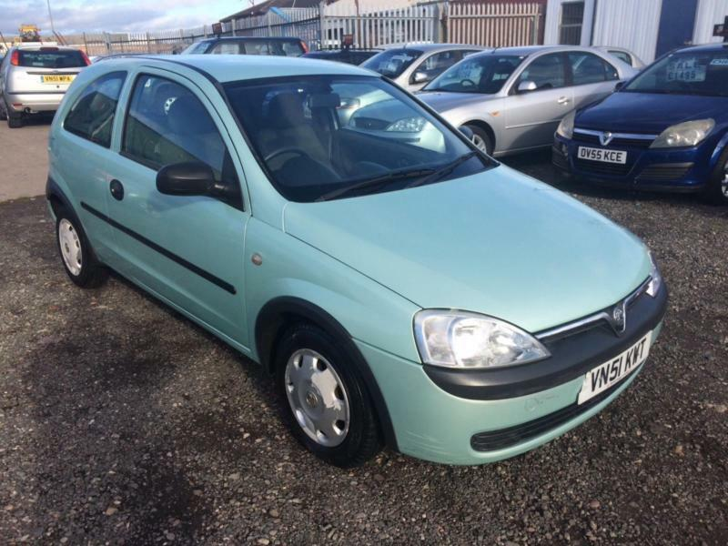 2001 51 vauxhall opel corsa 12v club long mot hpi clear excellent runner in bordesley. Black Bedroom Furniture Sets. Home Design Ideas