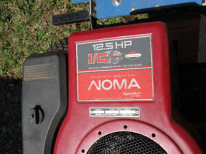 NOMA   12hp  TRACTOR
