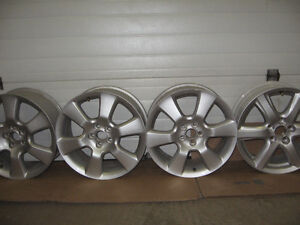 """Toyota   17"""" mags"""
