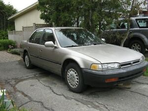 1992 Honda Accord EX Berline