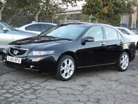 Honda Accord 2.2 i-CTDi Executive,Black, 2005,81 000 Miles, 6 Months AA Warranty