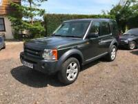 Land Rover Discovery 3 2.7TD V6 auto 2005MY HSE *7 seats, fully loaded*