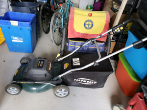 """20"""" 3IN1 electric mower"""