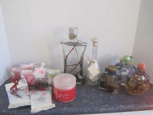 Brand New Lot of Bath Oils and Salt and Bath Products.