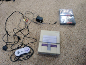 Super Nintendo Entertainment System (SNES) Gently Used