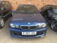 2003 BMW 325 2.5 Ci Sport Automatic Bargain