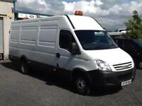 Iveco Daily 50c15 lwb 3.0 graffiti and jetting vehicle