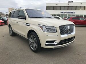 "2018 Lincoln Navigator Reserve  Tech Pkg, RR DVD, 22"" Rims,"