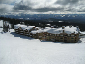 THE COMFORT ZONE Big White Ski Resort