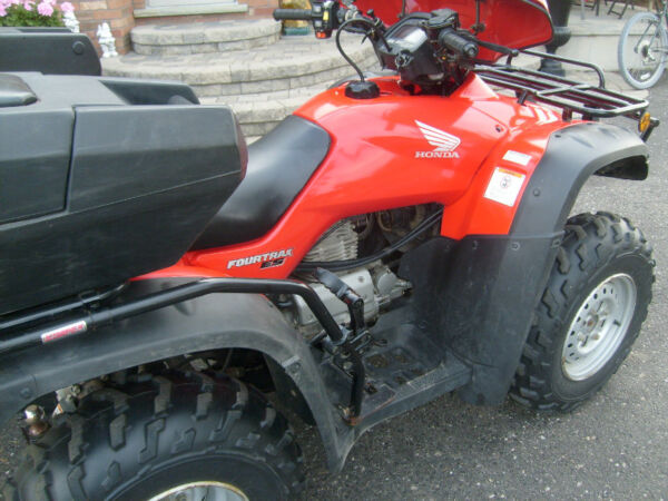 Used 2005 Honda FOURTRAX 4 X 4