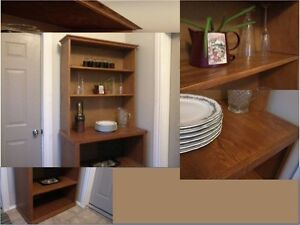 REDUCED to $150: Hutch and Buffet Kitchener / Waterloo Kitchener Area image 6