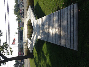 DOES YOUR BOAT WANT A NEW DOCK FOR NEXT SUMMER!!! Peterborough Peterborough Area image 3