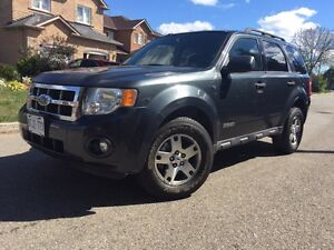 2008 Ford Escape XLT Certified E-tested!
