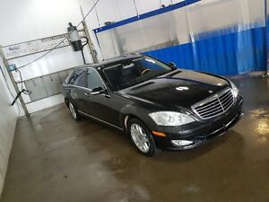2008 Mercedes Benz S550 4MATIC MINT COND PANO ROOF NIGHT VIS