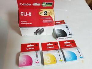 Inkjet printer ink cartridges