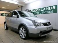 Volkswagen Polo 1.4 DUNE [low Miles, Rare Car With BBS Alloys]
