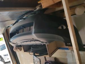 Honda Accord front bumper
