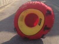 Ringo speed boat pull toy inflatable RIB