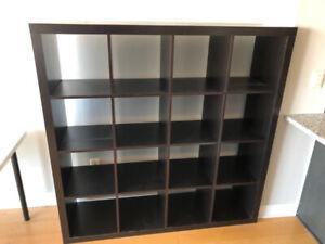 Ikea 4x4 Storage Unit