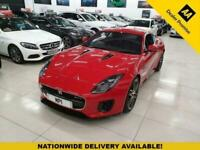 2018 Jaguar F-Type 2.0 R-DYNAMIC 2d 296 BHP 8SP AUTO SPORTY COUPE Coupe Petrol A