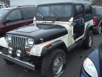 pieces pour jeep yj 1993