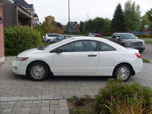 2010 Honda Civic Coupé (2 portes)