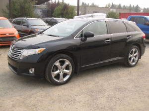 2009 Toyota Venza Loaded Nav., Leather, Roof SUV, Crossover