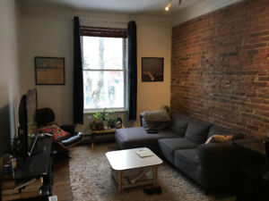 For rent. Beautiful 2BR appartment in the heart of the Plateau.