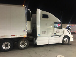 2008 Volvo Isx cummins and 2008 thermo king reefer