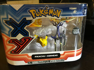 Pokemon Toy Figures Tomy NIB Factory Sealed Priced Individually