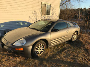 2003 Mitsubishi Eclipse Coupe (2 door) - As is $1000 OBO