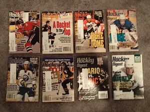Hockey Digest Set 1995