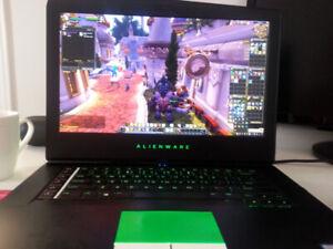 Alienware 15 R3 GTX 1060 16GB RAM I7-7700HQ 2.8GHZ