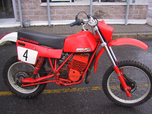 Wanted parts for 1980 can-am 400 qualifier dirtbike