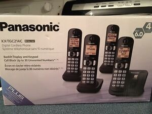 Digital cordless home phone