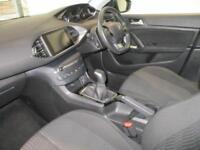 2017 Peugeot 308 Active Ss 1.2 5dr 189189 5 door Hatchback