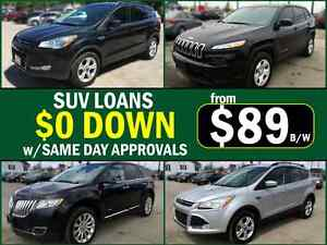 ** FREE, NO OBLIGATION CAR LOANS FOR ALL * $0 DOWN, SAME DAY ** Kingston Kingston Area image 4