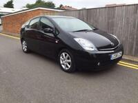 Toyota Prius 1.5 CVT T Spirit 2008 BLACK ONLY 15,000 MILES FROM NEW