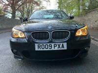 2009 BMW 5 Series 3.0 530d M Sport 4dr Saloon Diesel Automatic