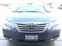 2007 Toyota Camry Hybrid Low KMs very clean