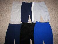 Boy's Pants Lot - 0-3 month