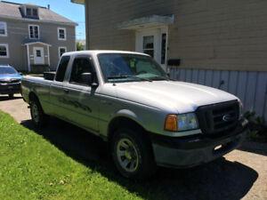 2004 Ford Ranger Pickup Truck SOLD