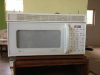 GE General Electric Profile Microwave
