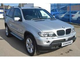 BMW X5 3.0d auto 2006MY Sport Face Lift model
