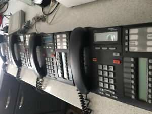 Norstar Auto Attendant Phone System - Complete system