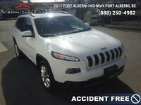 2015 Jeep Cherokee Limited   - 4x4 -  navigation - power seat -