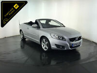 2010 60 VOLVO C70 SE D4 CONVERTIBLE DIESEL SERVICE HISTORY FINANCE PX WELCOME