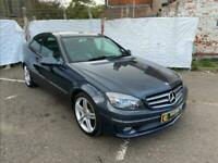 CLC 220 CDI Sport 3dr Auto, Leather, Low Miles Only 56,000 AA Approved